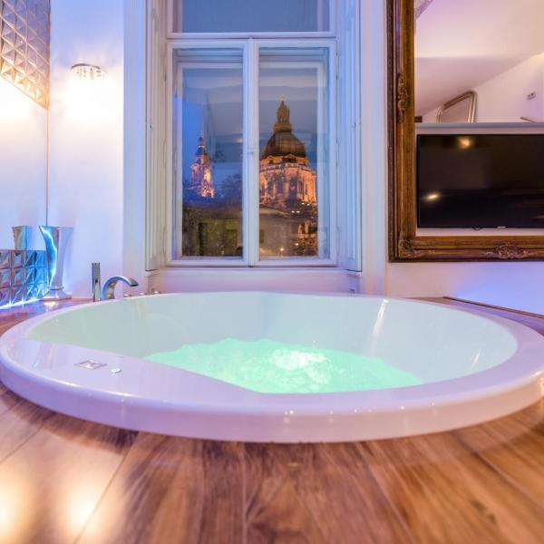Enzo Capo Luxury Suites Andrassy