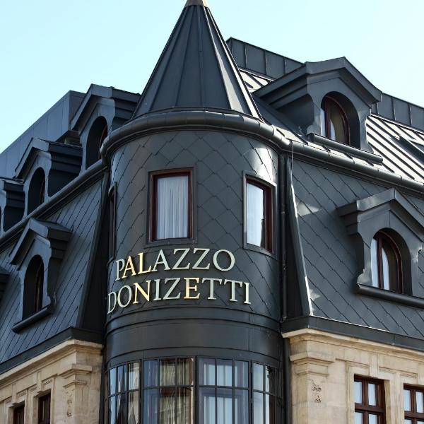 Palazzo Donizetti Hotel - Special Class