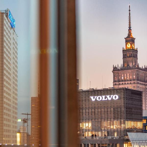 Apartments Warsaw Royal