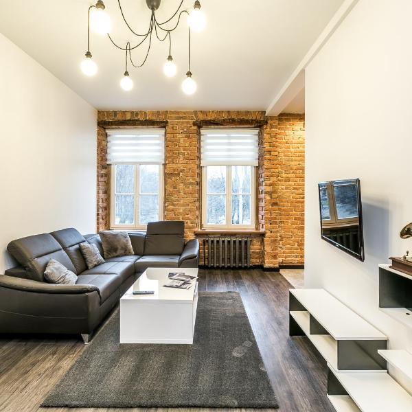 Merkela Design Apartment With Park View