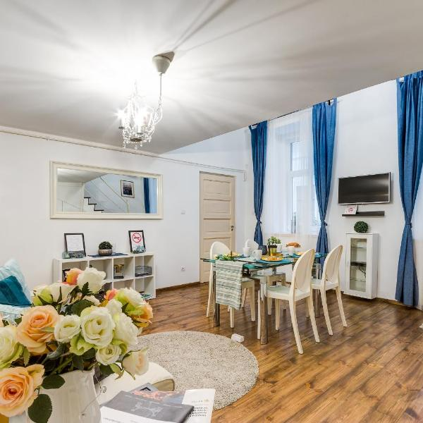 d.Five Beautiful Apartment at Basilica