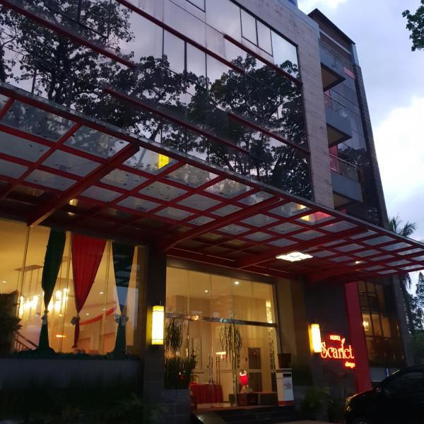 Scarlet Dago Hotel