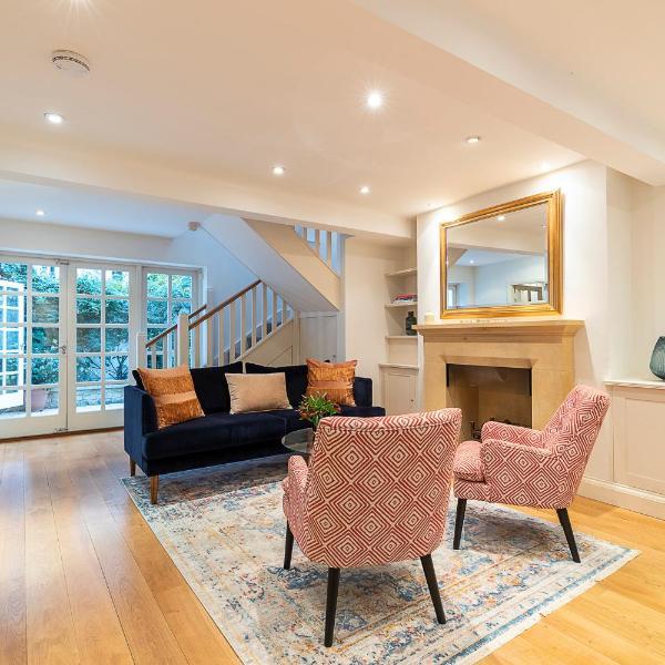 Stunning 3BR house near Regent`s Park and Baker Street