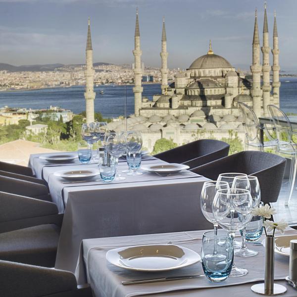 Hotel Arcadia Blue Istanbul