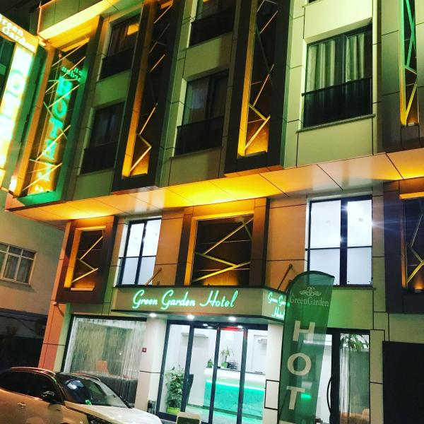 Green Garden Hotel