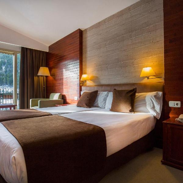 Hotel Piolets Soldeu Centre