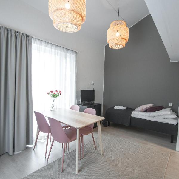 Spot Apartments Helsinki