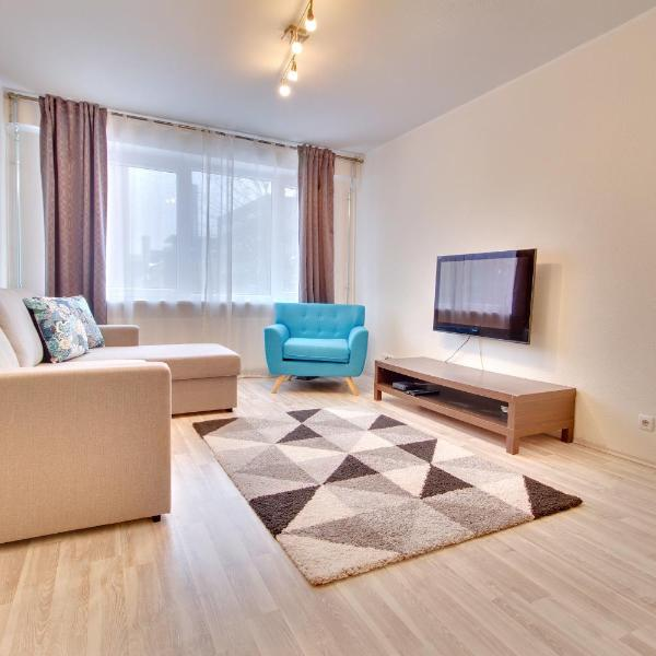 Daily Apartments near the Toompea Castle with FREE parking