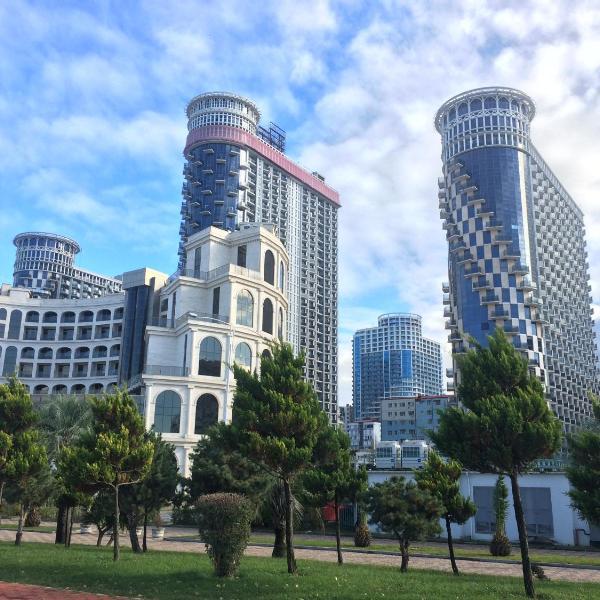 Orbi Towers Luxury Suite