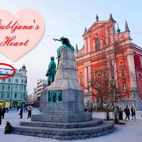 ❤️ Ljubljana's Heart