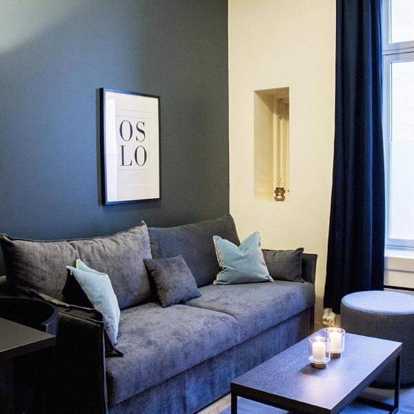 Forenom Serviced Apartments Oslo Royal Park