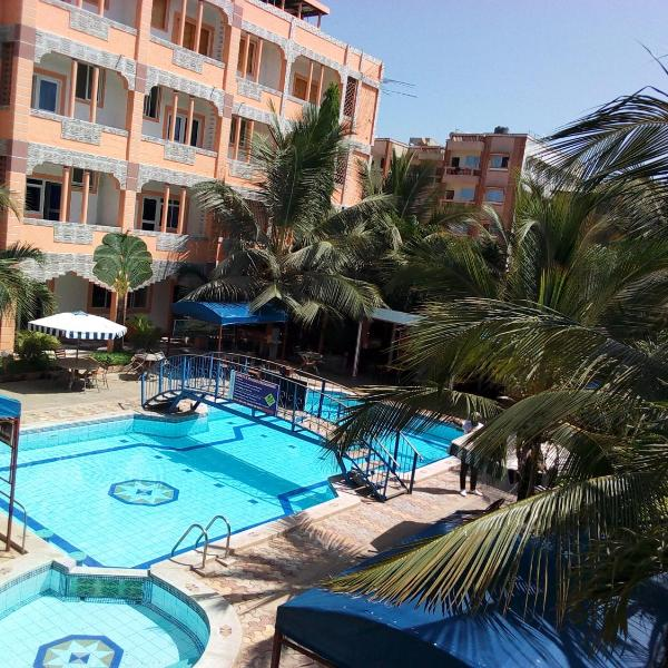 Premier Guest Residence Hotel