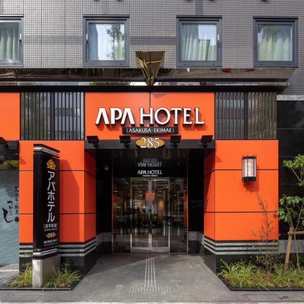 APA Hotel Asakusa Ekimae