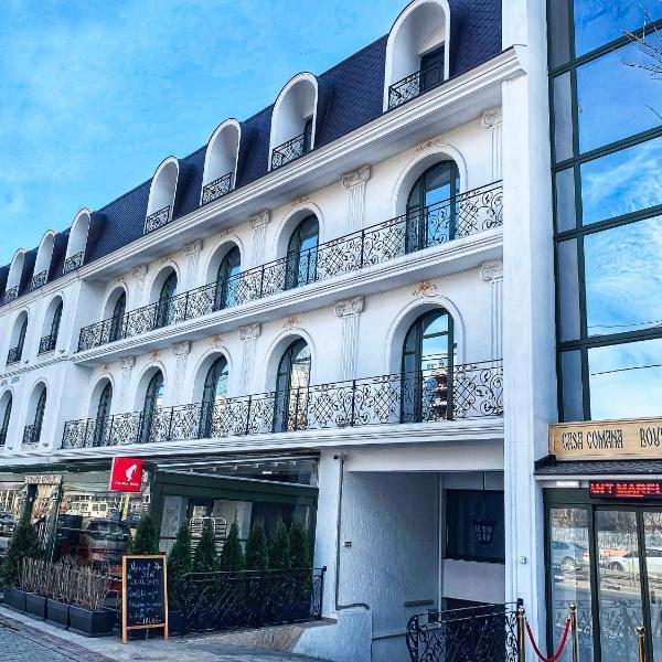 Casa Comana Boutique Hotel