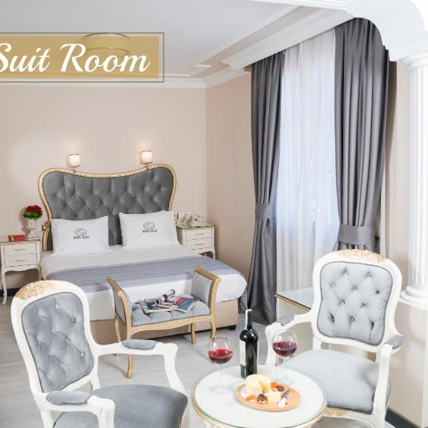 Hotel Agan Istanbul Sirkeci