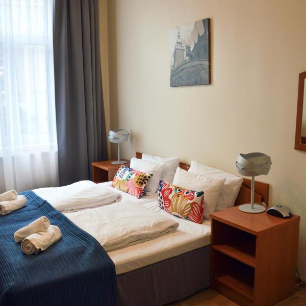 Kosmopolita Rooms