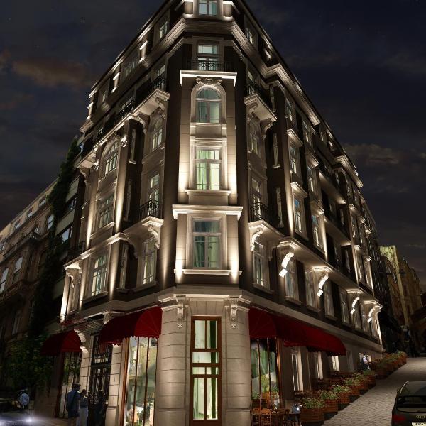 Corinne Art & Boutique Hotel