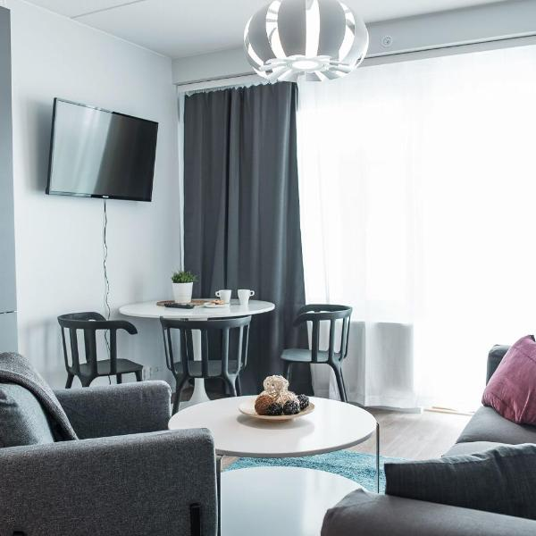 Forenom Serviced Apartments Vantaa Neilikkatie