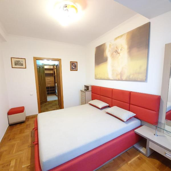 Grand Apartments 2-rooms locality Botanica Chisinau