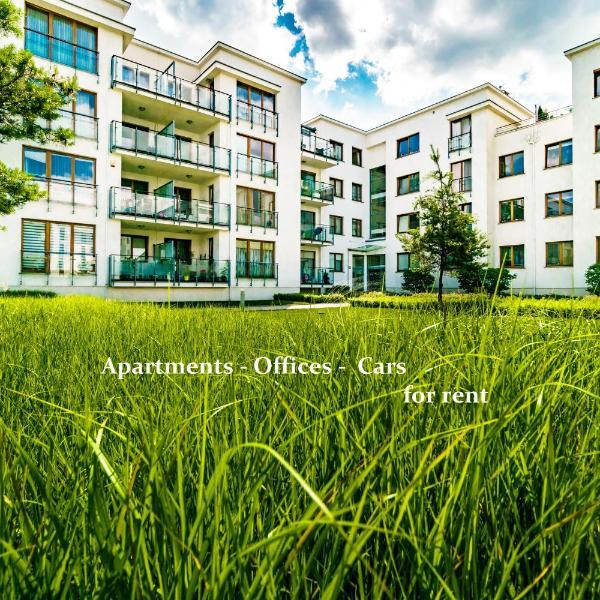 777 Apartments & Cars _ Marshal Foch