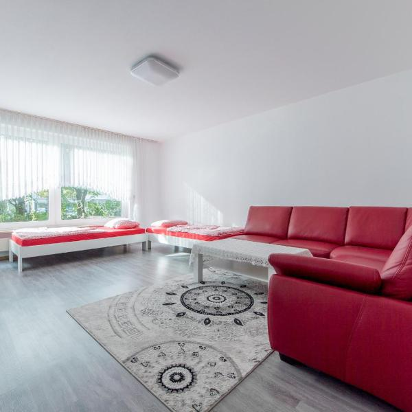 6679 Privatapartment Messe Süd