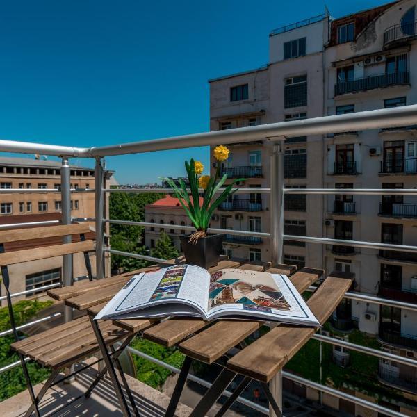 Rustaveli Business Center Apartments
