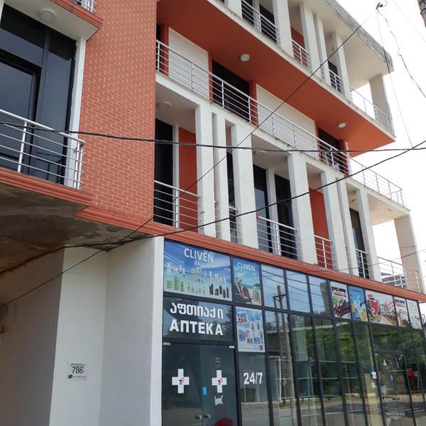 Hotel in Kobuletu