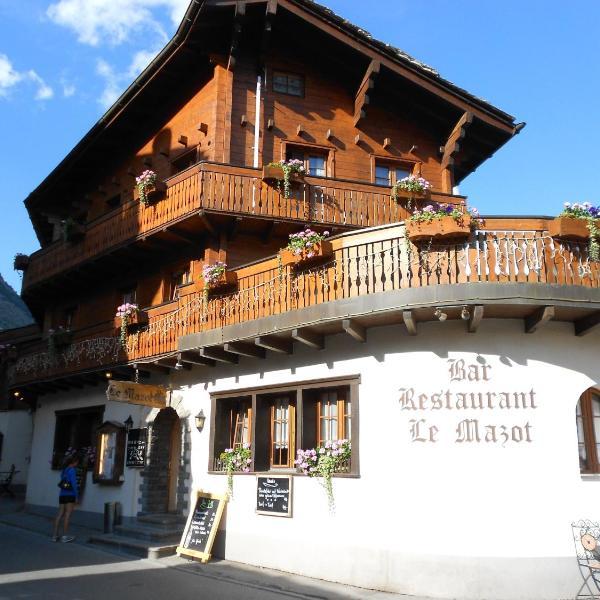 Hotel-Restaurant le Mazot