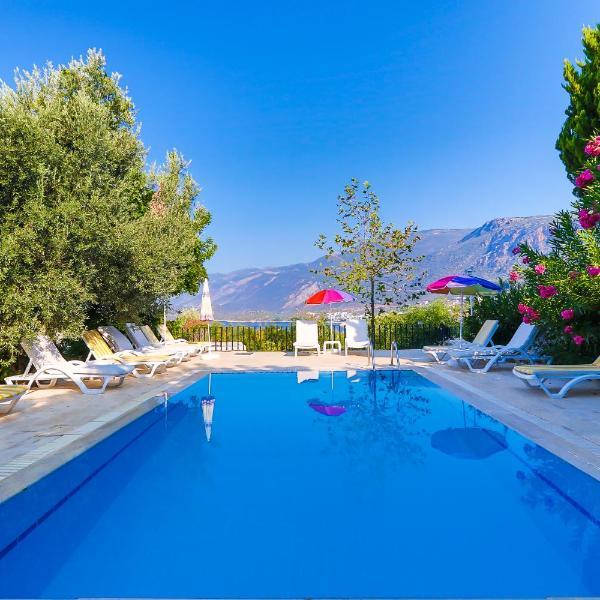 Villa Dundar - Kas Apartments