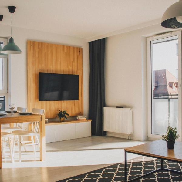 Q. Stocznia Apartments Gdańsk