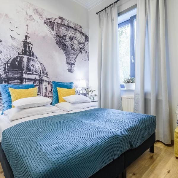 Fifteen Boutique Rooms Budapest