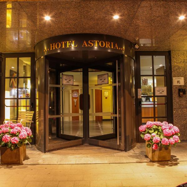 Astoria Hotel Antwerp