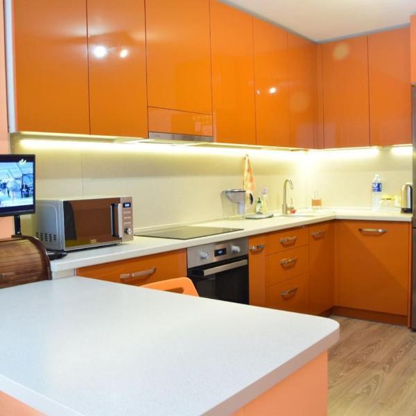 Apartment Visagina