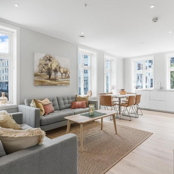 Barfot Apartments