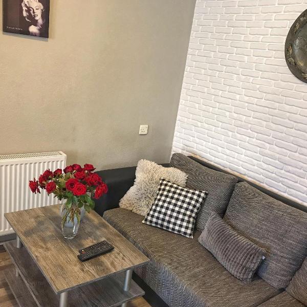 Talaveri Apartment in Old Tbilisi