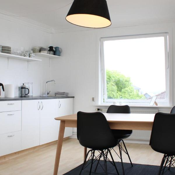 Downtown Apartment in Tórshavn