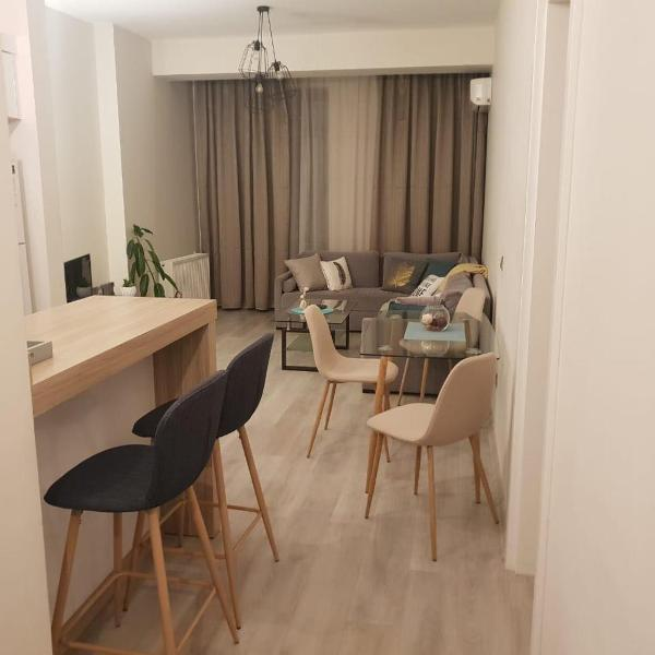 "Apartment in Tbilisi ""Green Budapest """