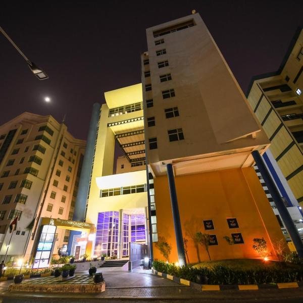 The Juffair Grand Hotel