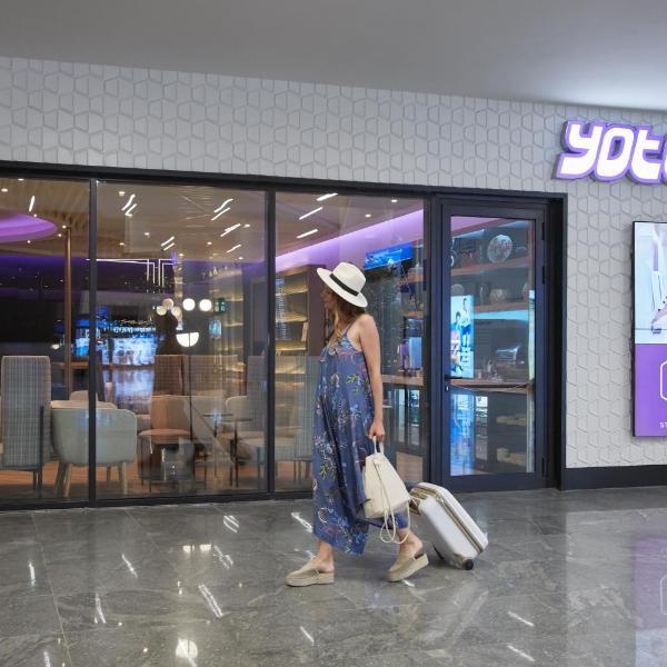 YOTELAIR Istanbul Airport (Airside)