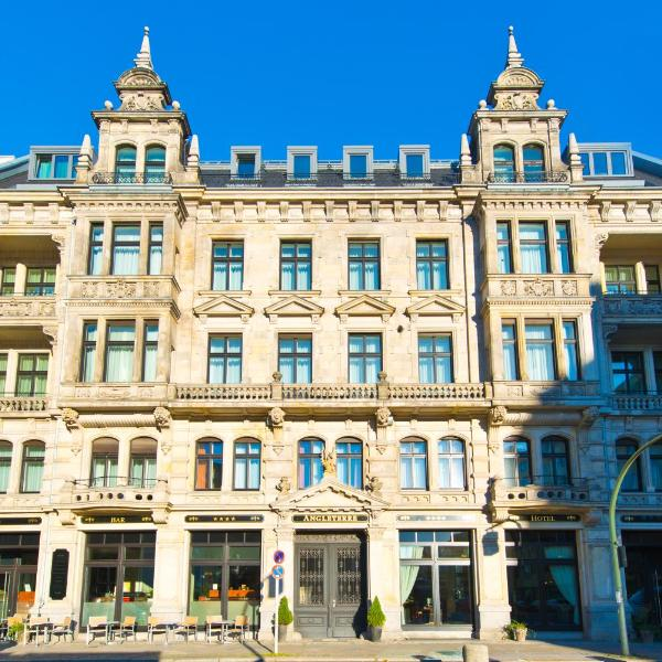 Angleterre Hotel
