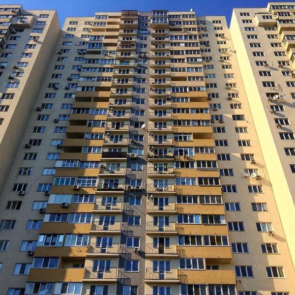 1к комфортная квартира в Киеве