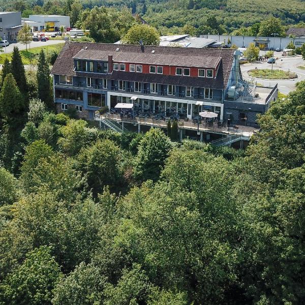 Berghotel Johanneshöhe