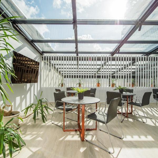 Zaliakalnio terasos apartamentai