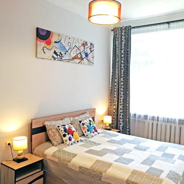 Šiauliai Central Spot Apartment