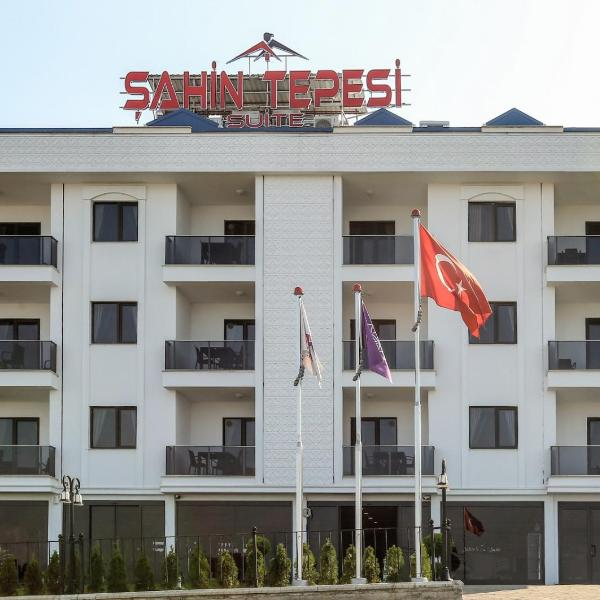 Şahin Tepesi Suite Otel