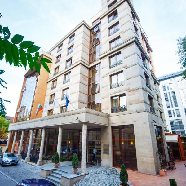 Arena Di Serdica Hotel