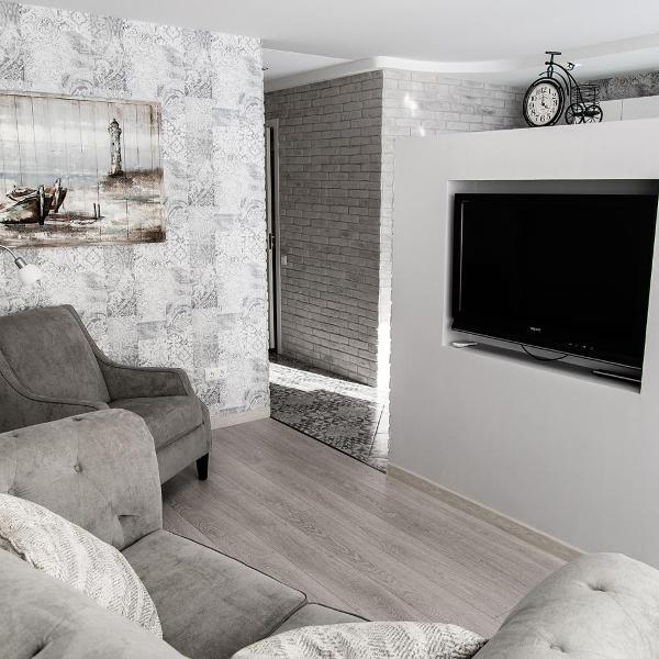 NEW bright stylish apartment near Riga