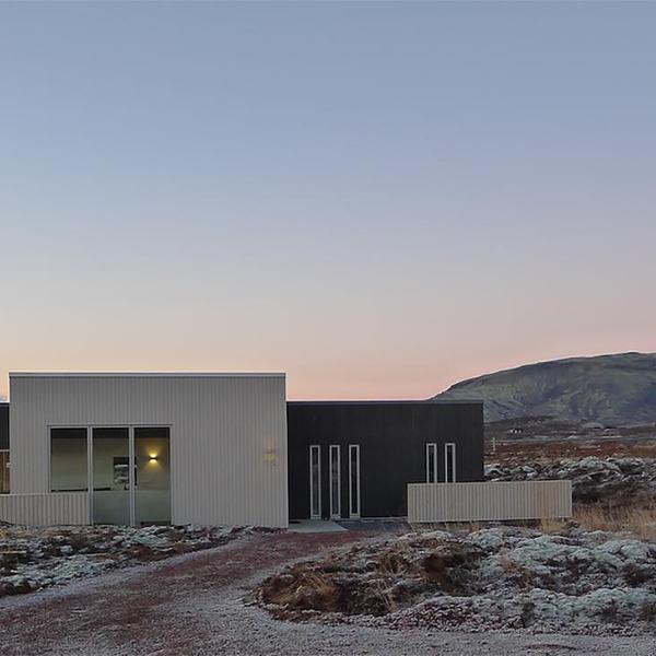 Kerbyggd: Luxury house and cottage in golden circle