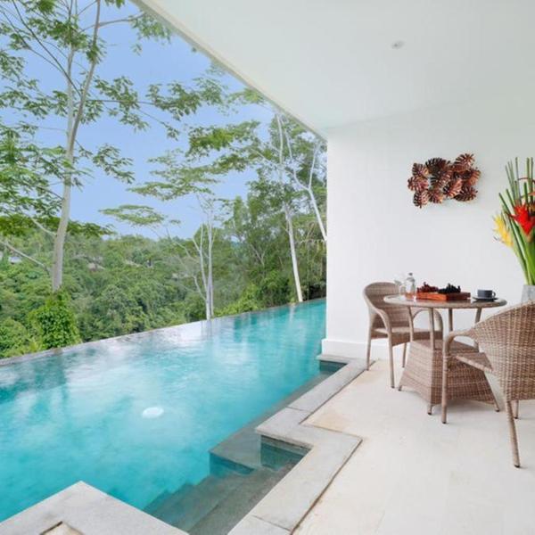 The Hidden Paradise Hill Suites & Villas by EPS