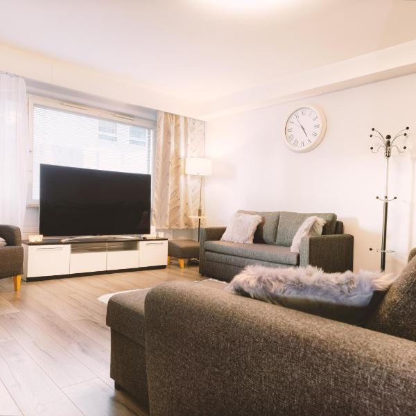 Apartment Rovakatu 27 B 10